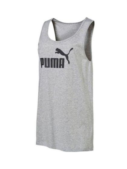 Puma Women's Essential No.1 Tank Top (Grey)
