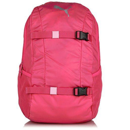 Puma Pink DJ Backpack