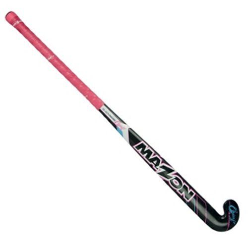 Mazon Black Magic Casey Junior Hockey Stick