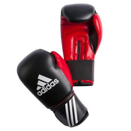 Adidas Response Boxing Gloves (Black/Red)