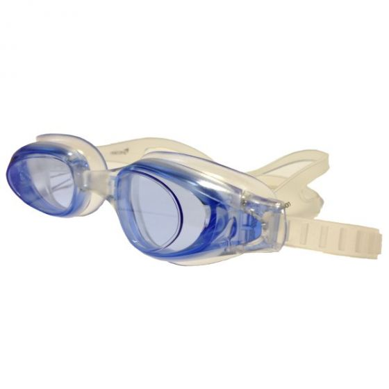 Anti-Fog Swim Goggles (Blue)