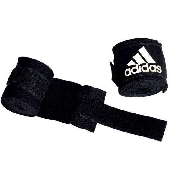 Adidas Boxing Hand Wraps (Black)