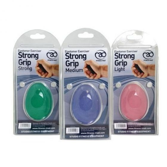 Fitness-Mad Strong Grip Hand Exerciser