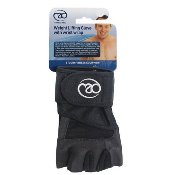 Fitness-Mad Weightlifting Gloves