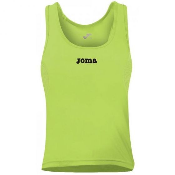 Joma Girls (Kids) Running Vest (Green)