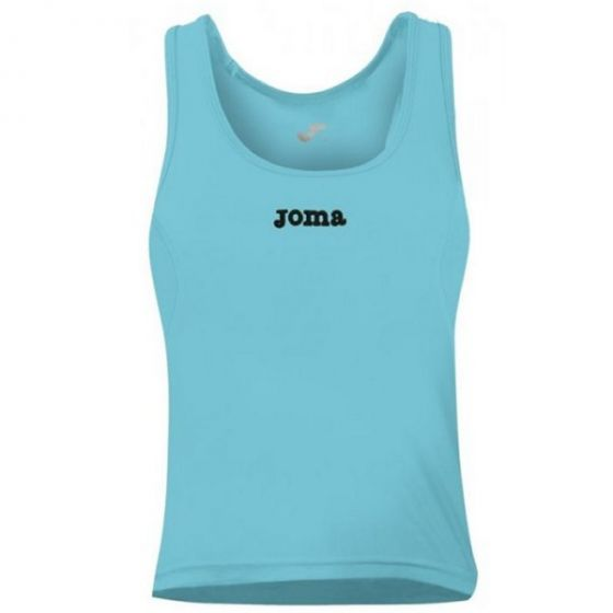 Joma Girls (Kids) Running Vest (Turquoise)