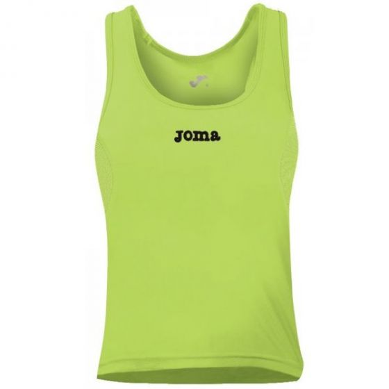 Joma Women's Running Vest (Green)