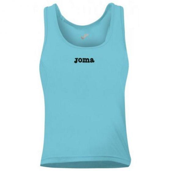 Joma Women's Running Vest (Turquoise)
