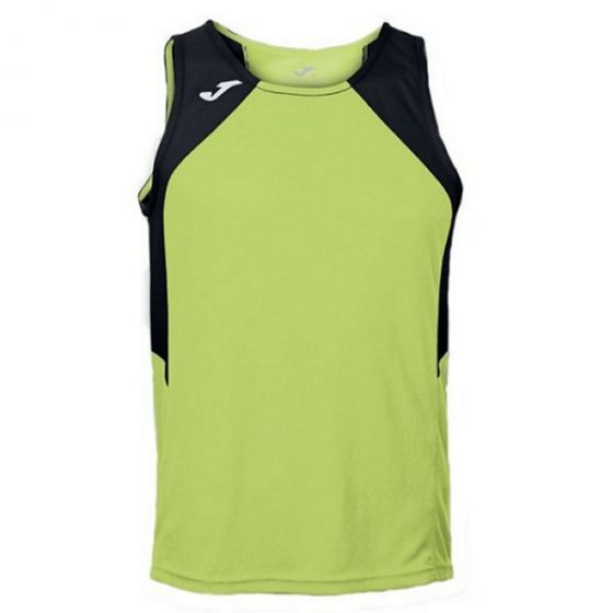 Joma Record II Running Vest (Green)