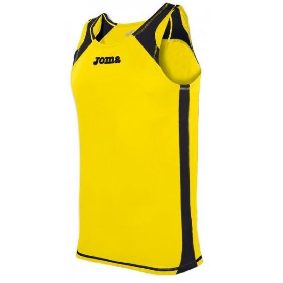 Joma Record Running Vest (Yellow)