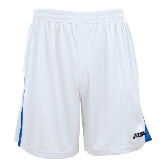 Joma Tokio Kids Football Shorts (White)