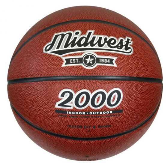 Midwest 2000 Basketball (Tan)