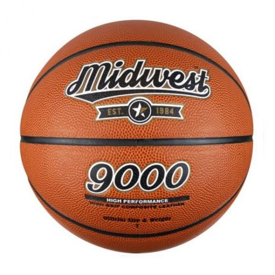 Midwest 9000 Basketball (Tan)