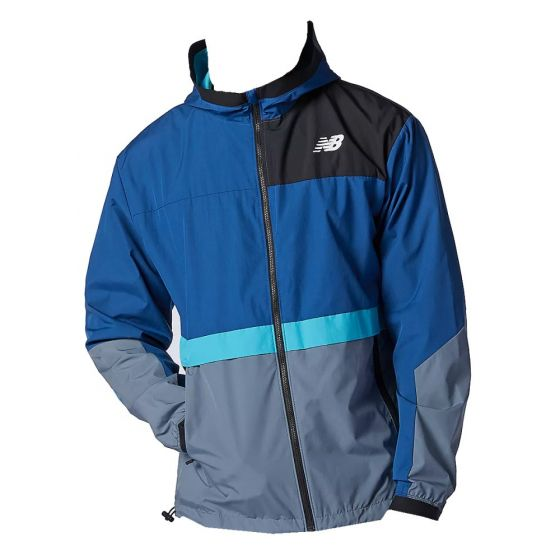 New Balance Men's R.W.T Lightweight Woven Jacket