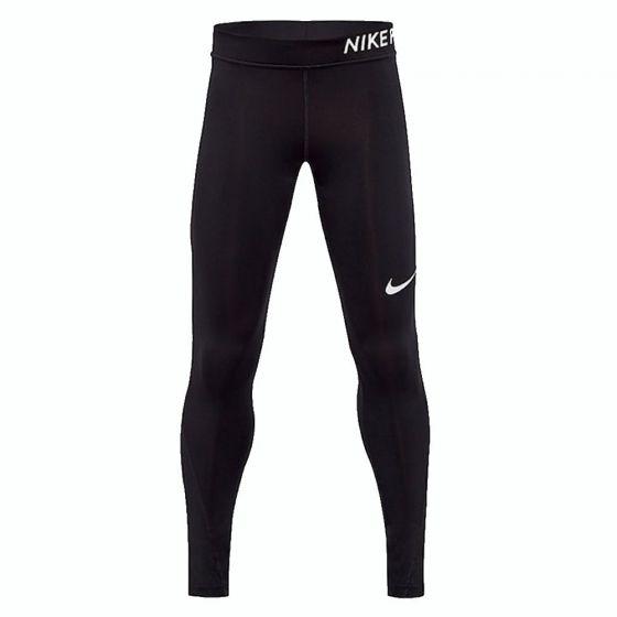 Nike Pro Black Training Tights (Girls)