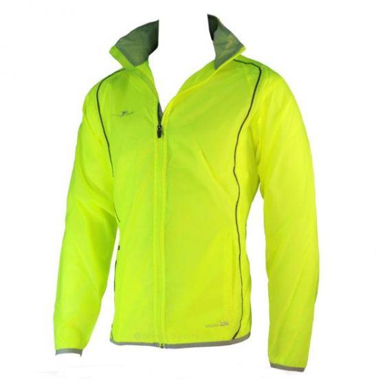 Precision Running Rain Jacket (Yellow)