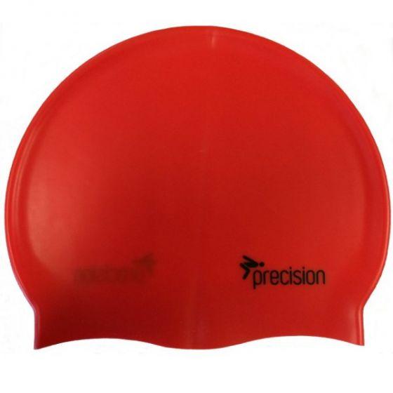 Precision Swim Cap (Red)
