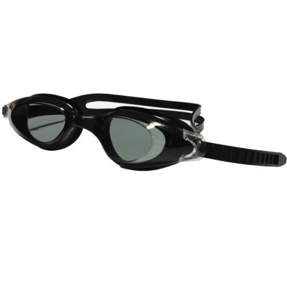 Anti-Fog Swim Goggles (Black)