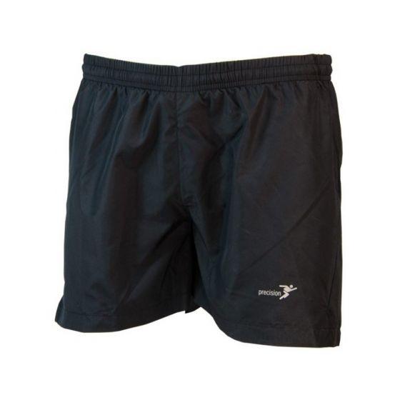 Precision Unisex Running Shorts (Black)