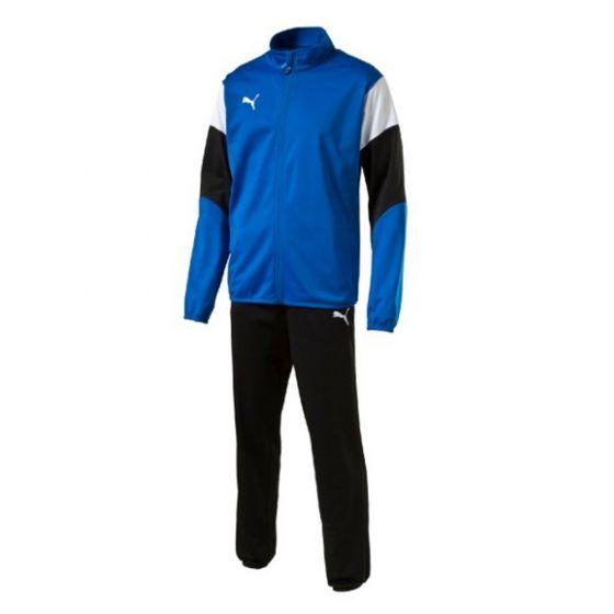Puma Football Training Polyester Tracksuit (Blue)