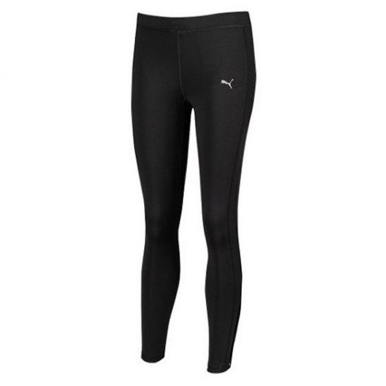 Puma Women's Long Running Tights (Black)