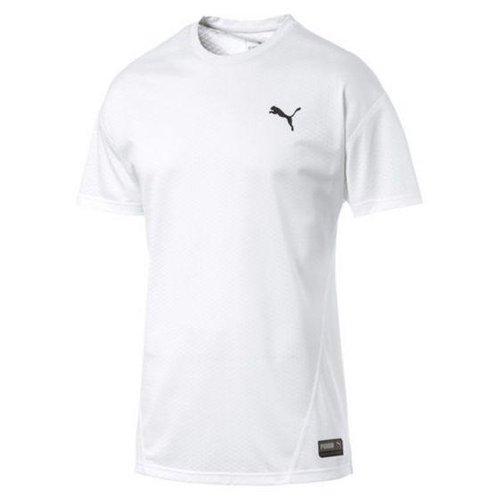 Puma Men's A.C.E T-Shirt (White)