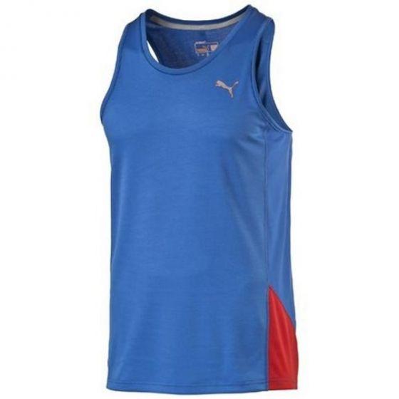 Puma Running Vest (Blue)