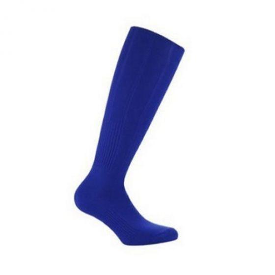 Samson Kids (Boys Youth) Football Socks (Blue)