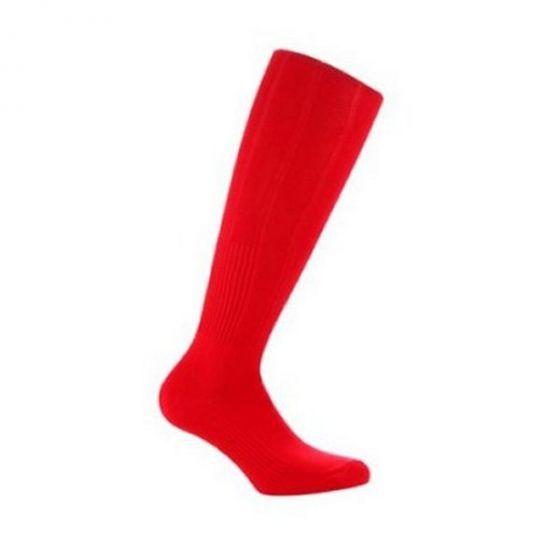 Samson Kids (Boys Youth) Football Socks (Red)