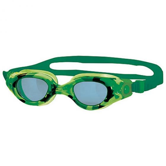 Zoggs Little Comet Kids Swim Goggles  Green