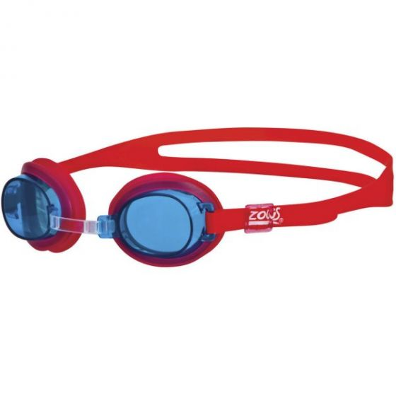 Zoggs Little Flipper Multicolored Goggles  Red