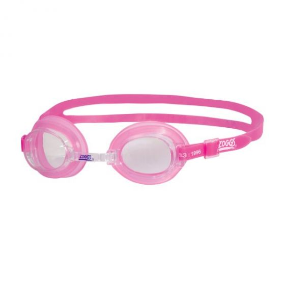 Zoggs Little Flipper Goggles  Pink