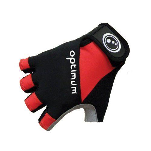 Optimum Hawkley Half Finger Gloves