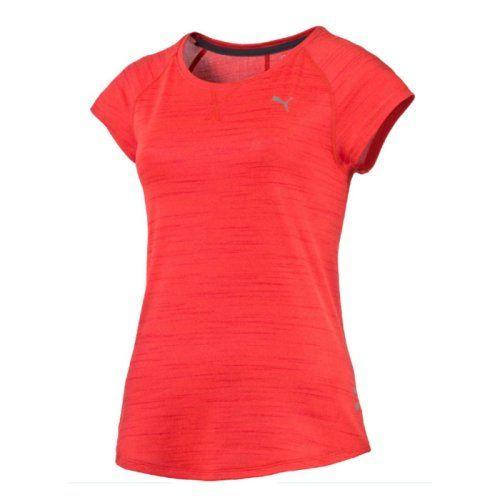 Puma Women's Rebel-Run T-shirt