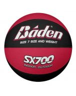 Baden SX700 Basketball (Red/Black)