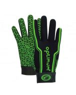 Optimum Kids Velocity Thermal Gloves (Green)