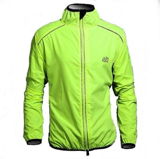 Tour de France Cycling Jacket (Yellow)