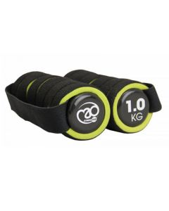 Fitness-Mad Pro Hand Weights (1KG)