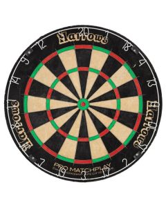 Harrows Matchplay Bristle Dartboard