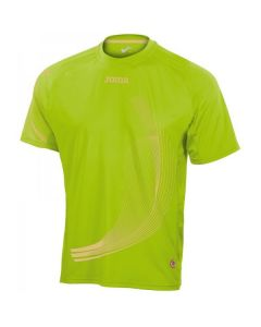 Joma Boys (Kids) Elite II Running Top (Green)