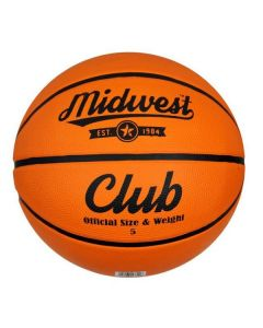 Midwest Club Basketball (Tan)