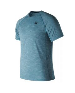 New Balance Tenacity Dark Teal Training T-shirt