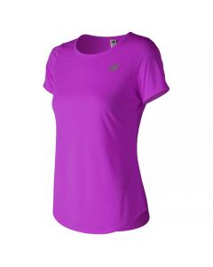New Balance Women's Accelerate Violet Training Top