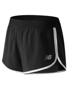 New Balance Women's Black Training Shorts