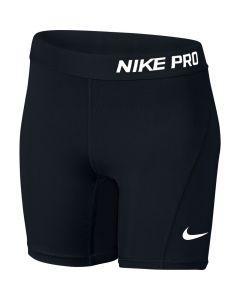 Nike Pro Older Girls Shorts (Black)