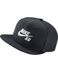 Nike Snapback Cap (Black)