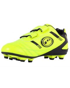 Optimum Kids Tribal Velcro Moulded Stud Boots (Yellow)