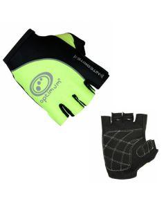 Optimum Nitebrite Half Finger Gloves