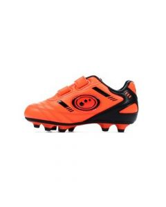 Optimum Junior Tribal Velcro Moulded Stud Boots (Orange)