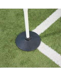 Precision Corner Post Rubber Base